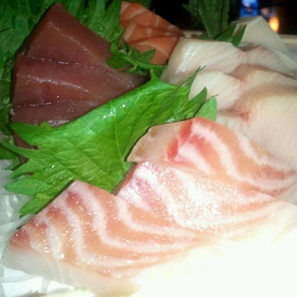 Sashimi Dinner - Mizu Japanese Steakhouse, Syracuse, NY