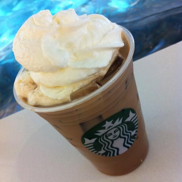 Iced Mocha @ Starbucks Coffee