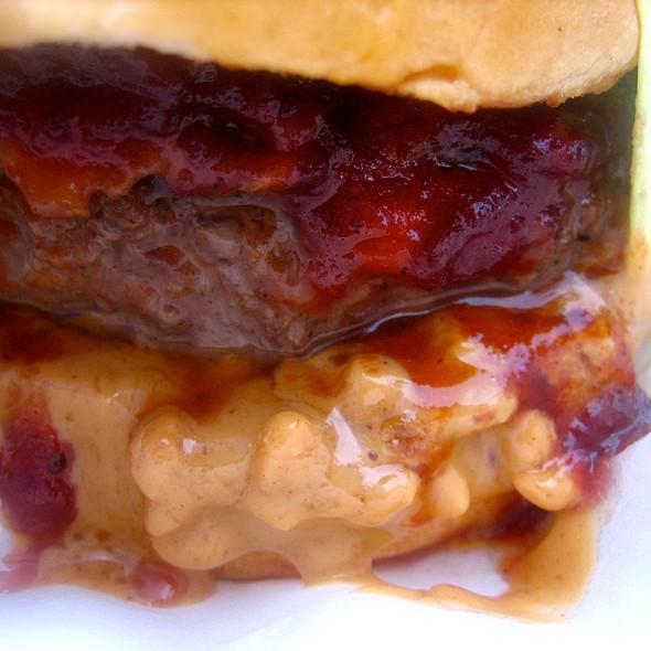 The Dee Snider Burger