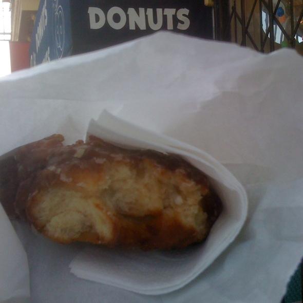 Apple Fritter @ Bob's Donut & Pastry Shop