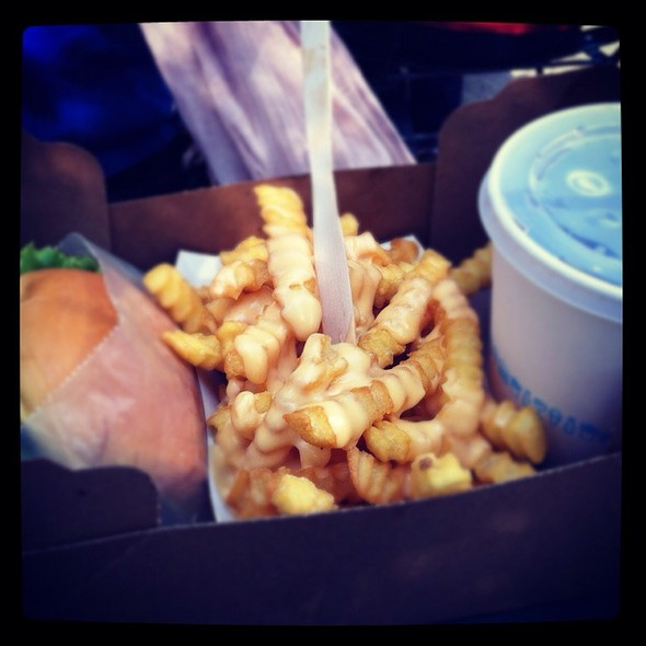 Cheese Fries @ Shake Shack