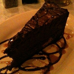 Chocolate Toffee Mousse Pie With Kahlua - Spezia - Steaks, Italian & Seafood, Sioux Falls, SD