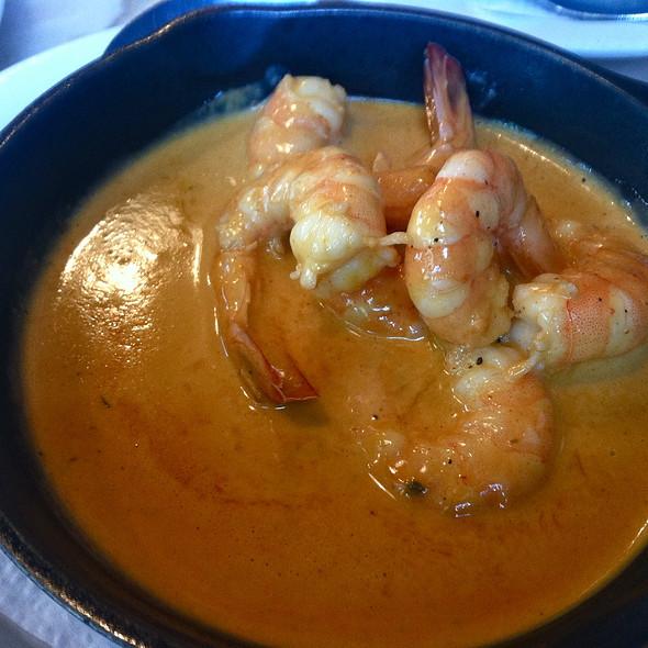 Cajun Shrimp @ Cha Cha Cha