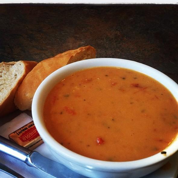 Tomato Soup @ Chicory Coffee & Tea