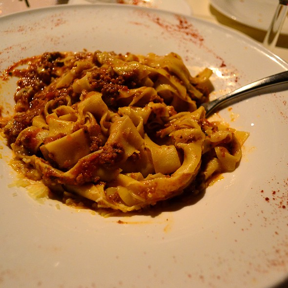 Pasta Bolognese @ Sensi