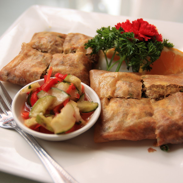 Martabak @ Borobudur Restaurant