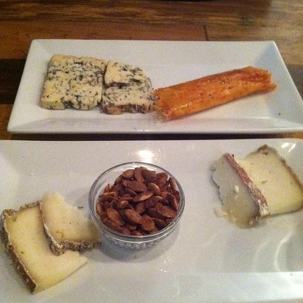 Cheese Plate @ The Queens Kickshaw