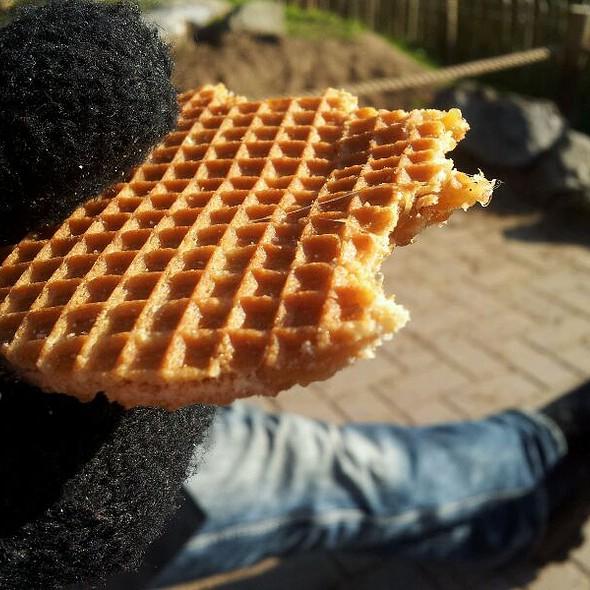 Stroopwafel @ Albert Heijn