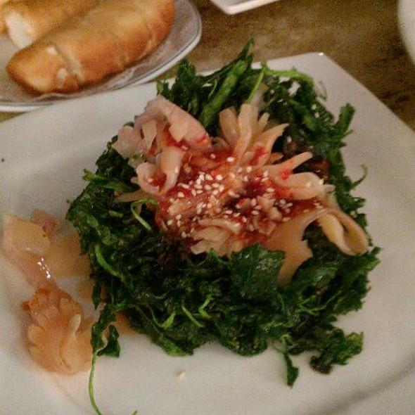 Cuttlefish Kang Kong @ Long Beach @ Dempsey