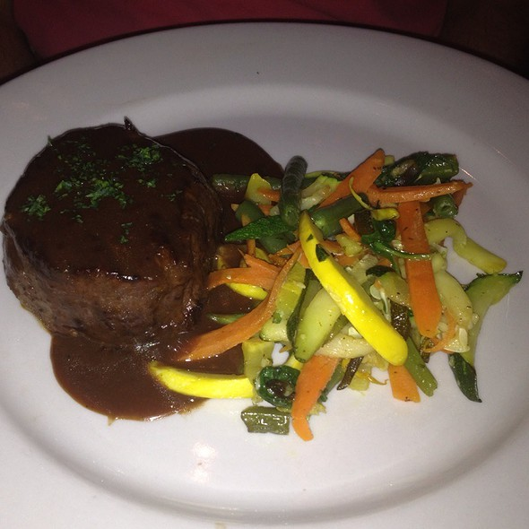 Filet Mignon @ La Crepe Nanou