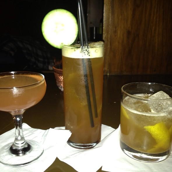 Cocktails @ Cure