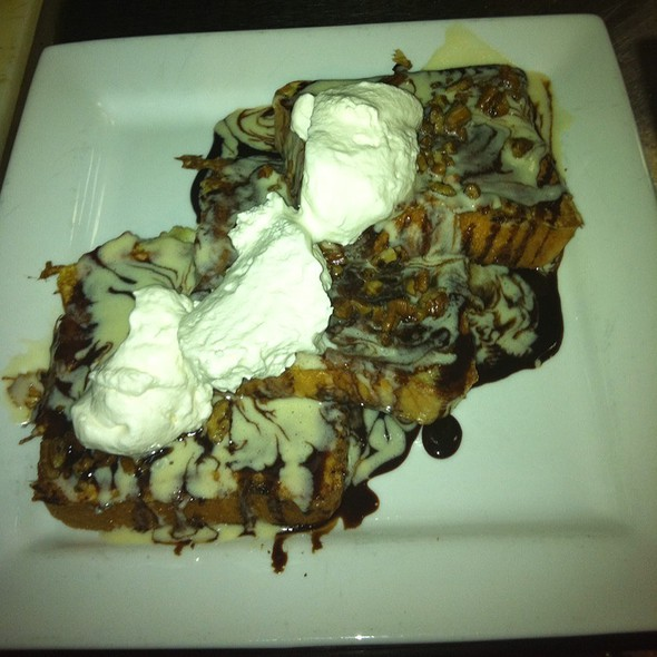 Bourbonball French Toast - The Bistro, Bowling Green, KY