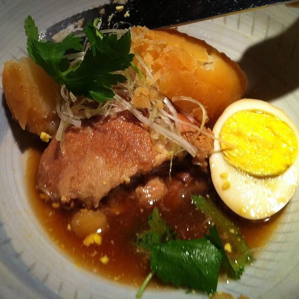 Kakuni @ Musha Restaurant