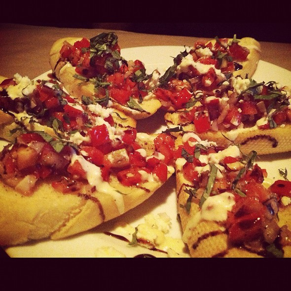 Bruschetta - Jack Astor's - Square One, Mississauga, ON