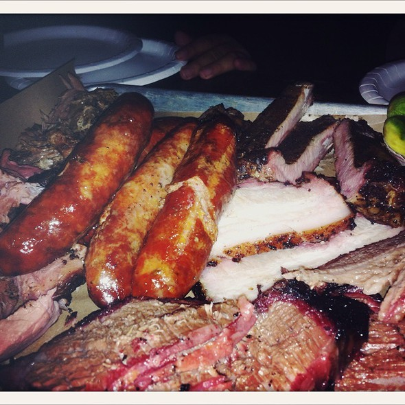BBQ @ Fette Sau, Brooklyn