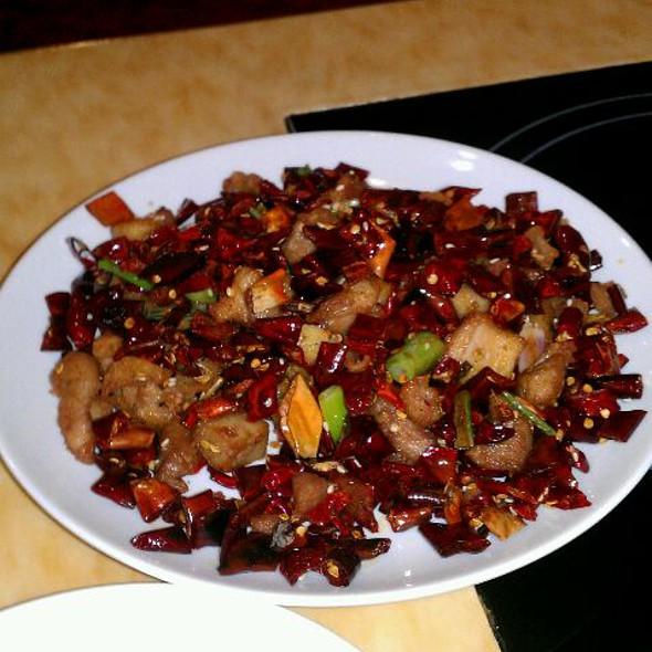 Dry Chilli Chicken @ Xie Lao Song Restaurant