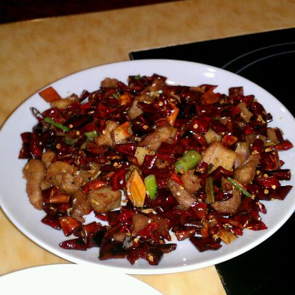 Dry Chilli Chicken @ Xie Lao Song Restaurant