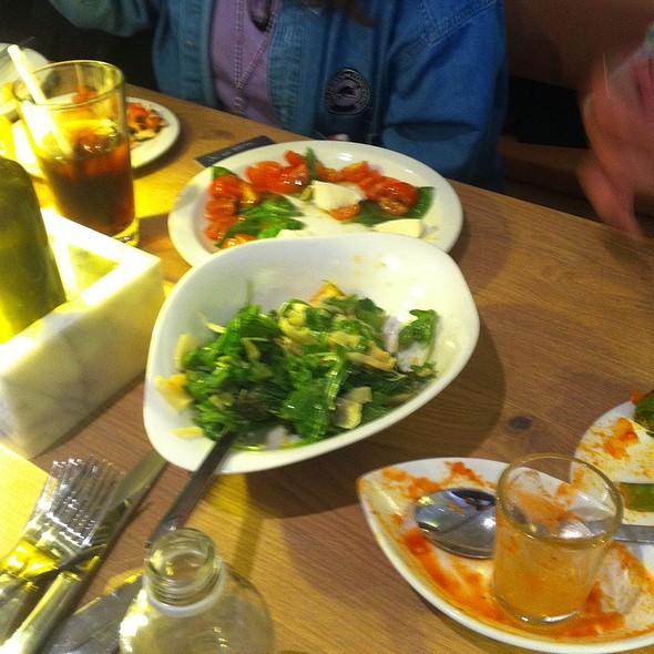 Salads, Pizza, Pasta @ Vapiano