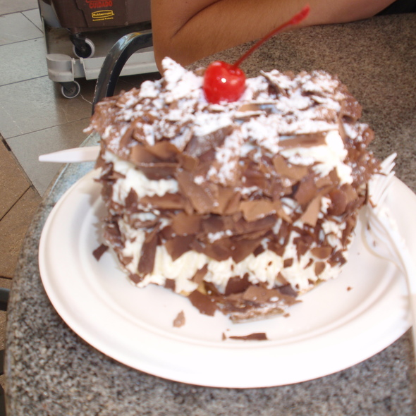 Black Forest Cake @ La Baguette French Bakery