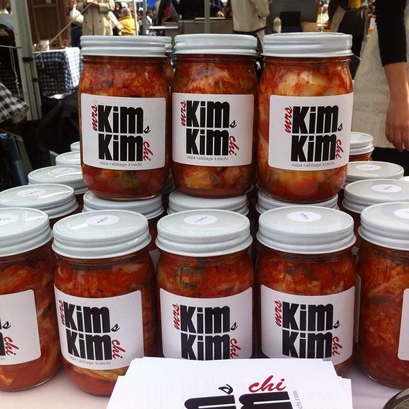 kimchi @ Grub Street Food Festival