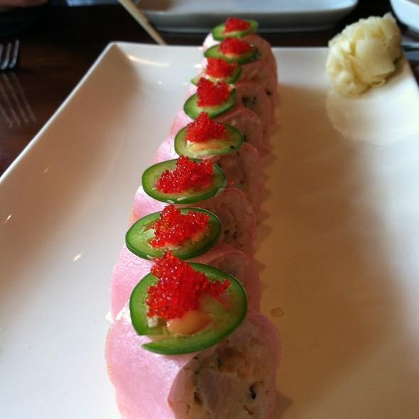 Sushi @ Five Napkin Burger
