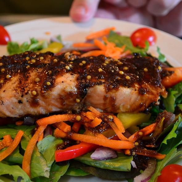 Salmon @ Village Cafe