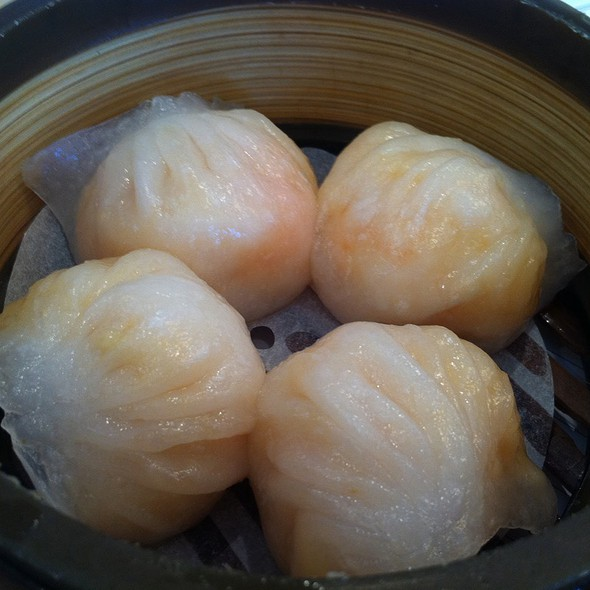 Shrimp Dumplings @ S&T Hong Kong Seafood Restaurant