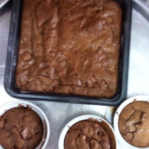 Homemade Brownie @ Home