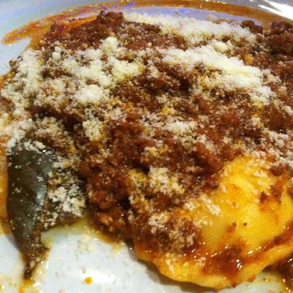 Ravioli Della Casa @ L'allegria Italian Restaurant
