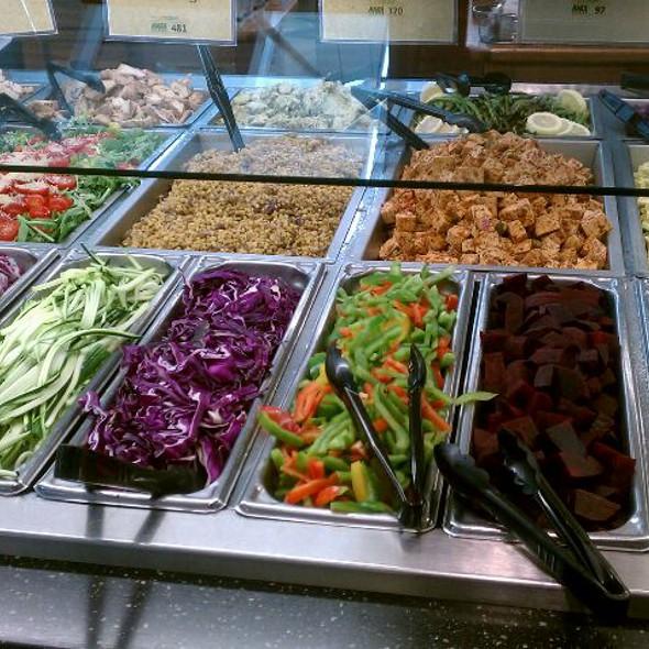 Whole foods market mount washington menu baltimore md for Food bar whole foods
