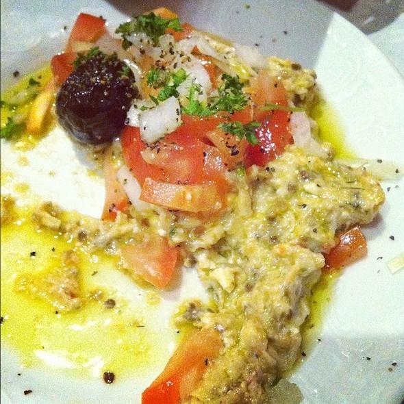Melitzanosalata @ Mykonos Taverna