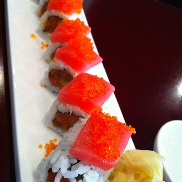 Poke Roll @ Mikaku