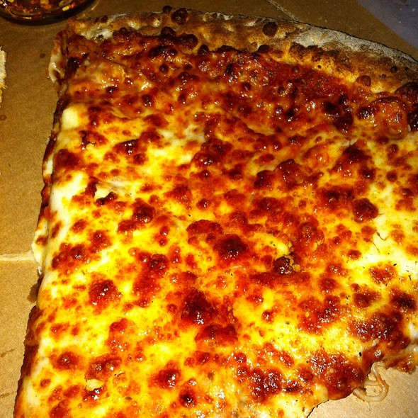 Pizza @ Pizza Luce Downtown