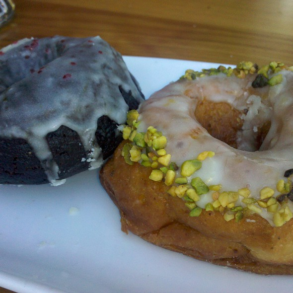Doughnuts @ Starbelly