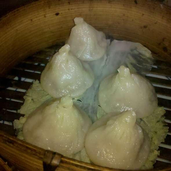 Shanghai Dumplings @ Kingdom of Dumpling
