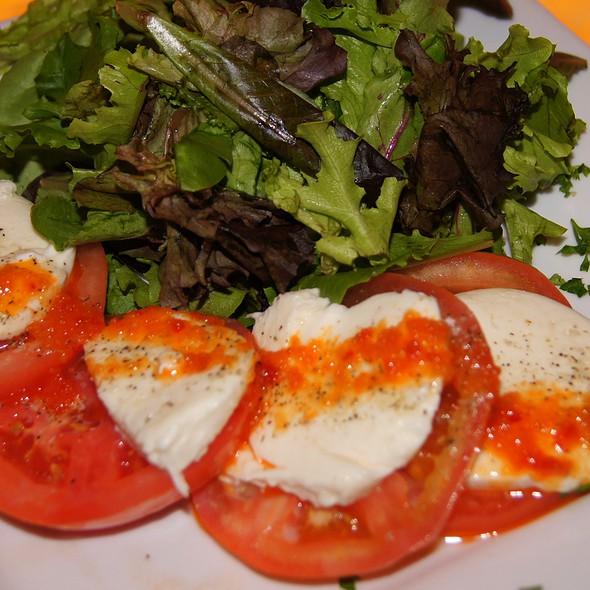 Caprese Salad - Pazzo's Cucina Italiana - 23 E Jackson Blvd, Chicago, IL