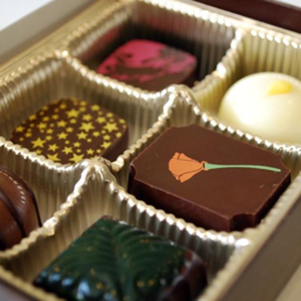 Box Of Chocolates  @ Saratoga Chocolates