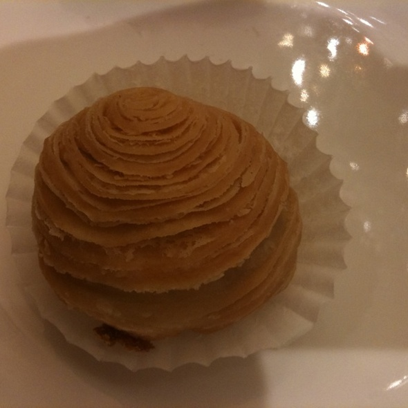 Taro And Pork Pastry @ Paradise Chinese Cuisine