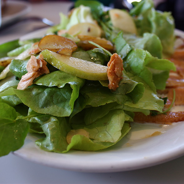 Smoked Trout Salad @ Cafe Chloe