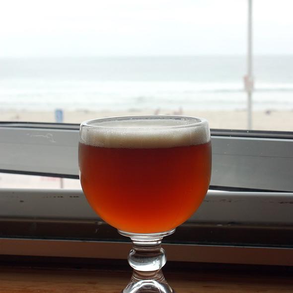 Beer @ pacific beach shore club