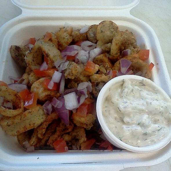 Calamari @ Joe's Seafood Bar