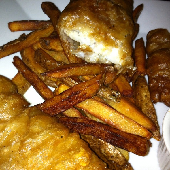 Fish 'N' Chips - CK14 - The Crooked Knife at 14th Street, New York, NY