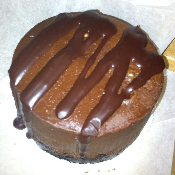 Chocolate Cheesecake @ Billy's Bakery