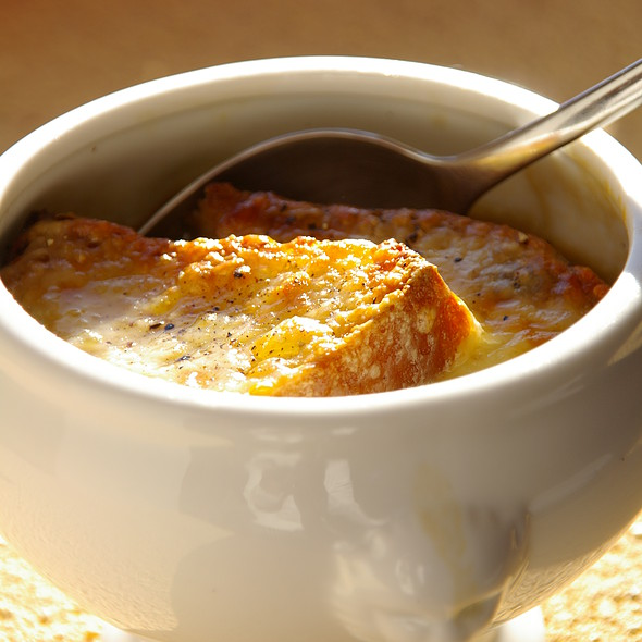 French Onion Soup @ Cookinfrance