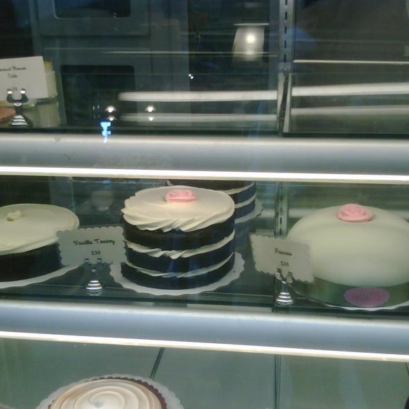 Chocolate Cake @ Miette Cakes