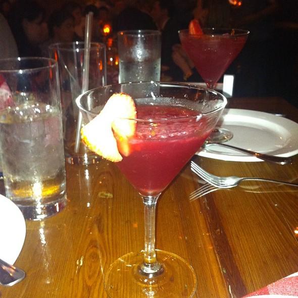 Bee's Knees Martini @ District of Pi Pizzeria