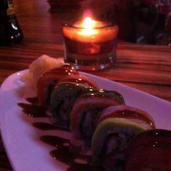 50 Columbus Roll - Teppan Bar & Grill, Jersey City, NJ