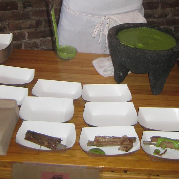 Carnitas de constilla - Hecho en Dumbo Chef's Table Menu Prix Fixe, New York, NY