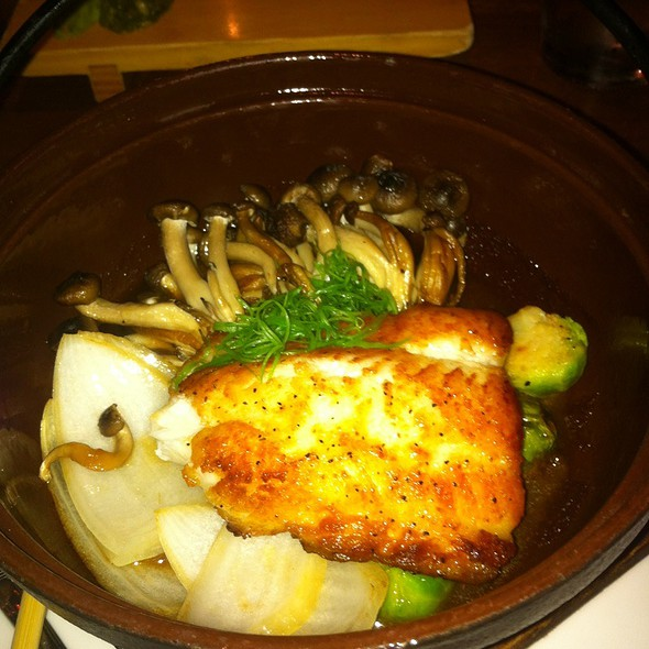 Passmore Ranch Catfish Tobanyaki @ Kru