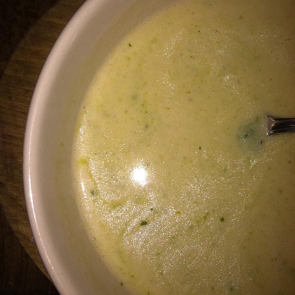 Squash Soup @ Public Kitchen & Bar